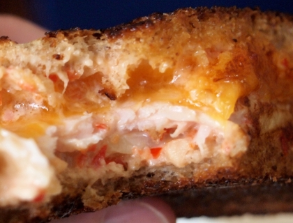 Grilled Cheese Bite
