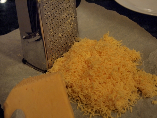 Hand Shredded Cheese