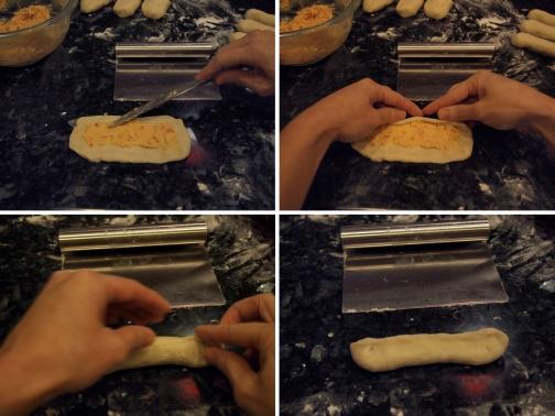 Shape Dough Cheese