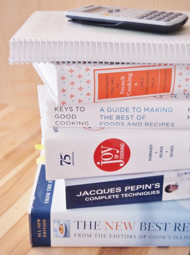 Cookbooks with Weight Conversions