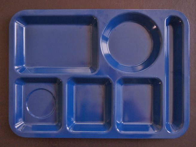 Mise Tray / Sectioned Tray